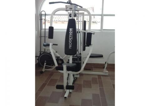 Gimnasio Bh Fitness Seminuevo