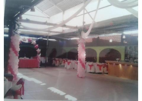 Salón de fiestas Citlalli