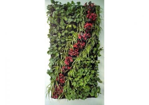 Jardinería en general- jardines verticales