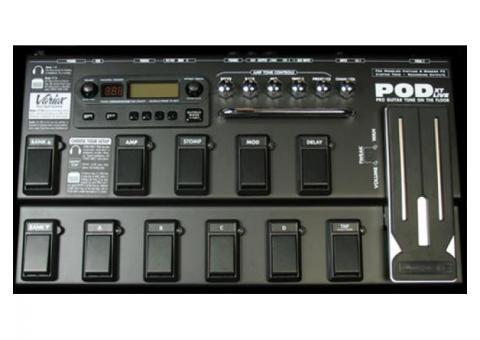 Pod Line 6 XT Live