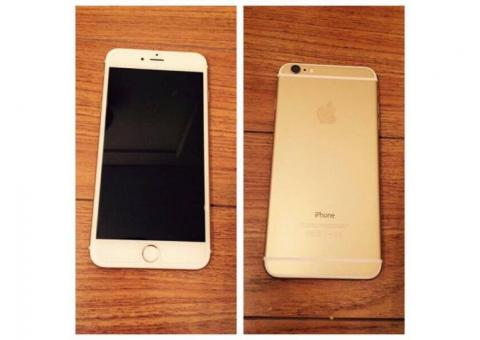 Vendo Iphone 6 de 64GB Dorado
