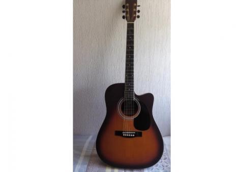 Remato Guitarra Electroacustica Zakura