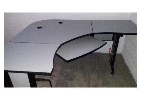 Venta de muebles para oficina.$ 3200 negociable