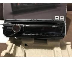 Autoestereo Sony MP3 CD MEMORIA AUXILIAR