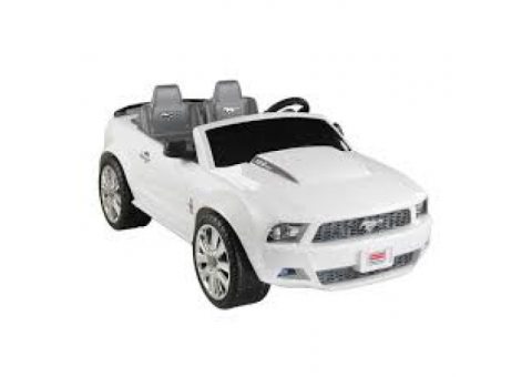 Mustang Power Wheels Mattel
