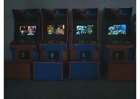 mauinitas de video juegos
