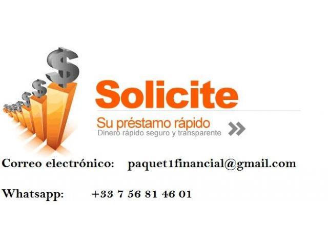 Institución financiera de asistencia.