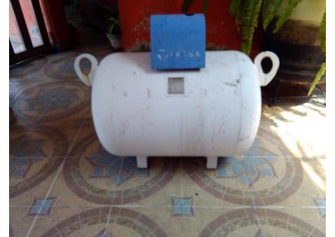 Tanque de Gas LP