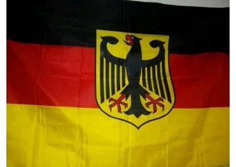 Bandera de Alemania original