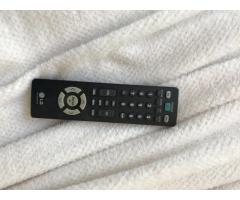 Televisión LG 20 pulgadas