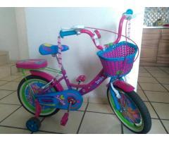 Bicicleta para niña Iron Max