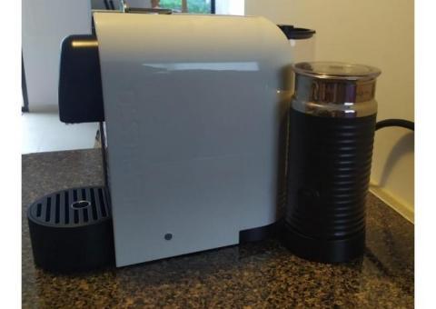 Cafetera Nespresso U milk