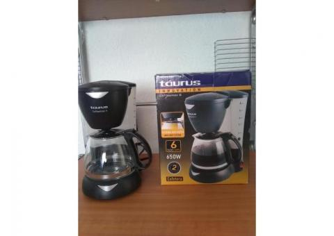 Cafetera taurus