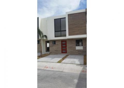 Casa Nueva en Renta en Residencial El Refugio