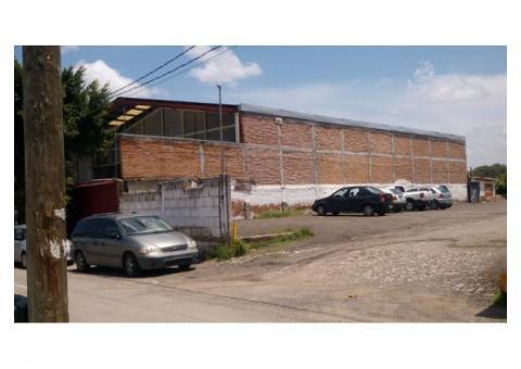 RENTA BODEGA  500 MT2  $19,000  EL PUEBLITO, CORREGIDORA.