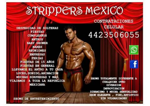 SHOW STRIPPERS PROFESIONAL