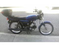venta de moto ITALICA FT110