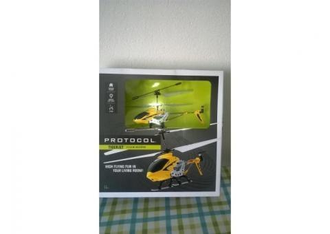 Helicòptero a control remoto
