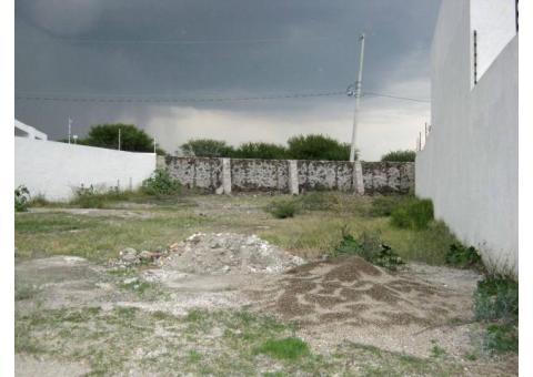 Terreno en venta Juriquilla, ultimo lote zona Misiones