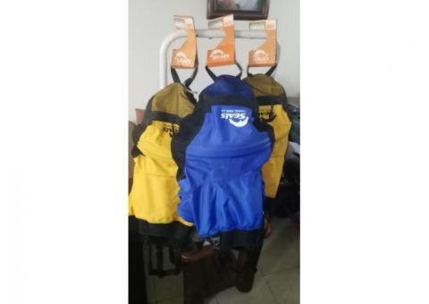 Faldas para kayac